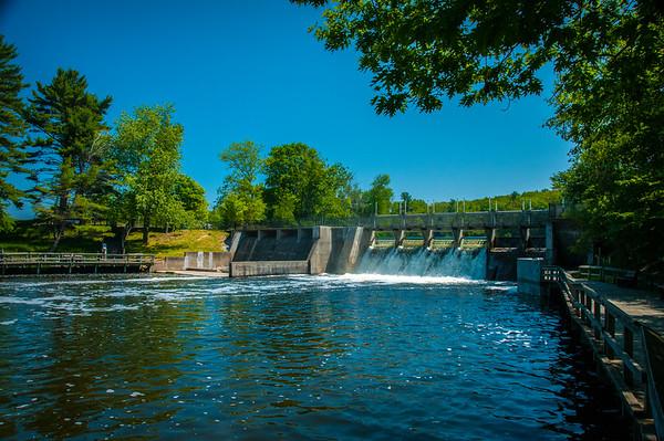 Hamlin Dam